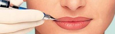 Trucco semipermanente labbra Milano lavoro